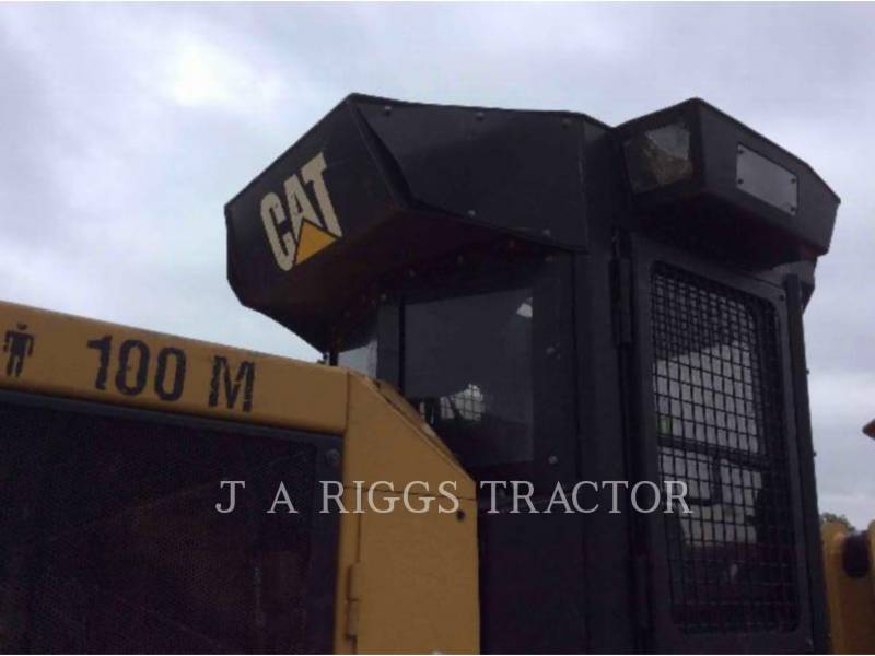 CATERPILLAR FORESTRY - FELLER BUNCHERS - WHEEL 573C equipment  photo 19