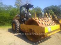 CATERPILLAR VIBRATORY SINGLE DRUM SMOOTH CS54BLRC equipment  photo 2