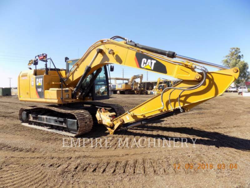 CATERPILLAR PELLES SUR CHAINES 316FL equipment  photo 1