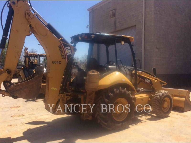 CATERPILLAR RETROEXCAVADORAS CARGADORAS 420E 4X4 equipment  photo 4