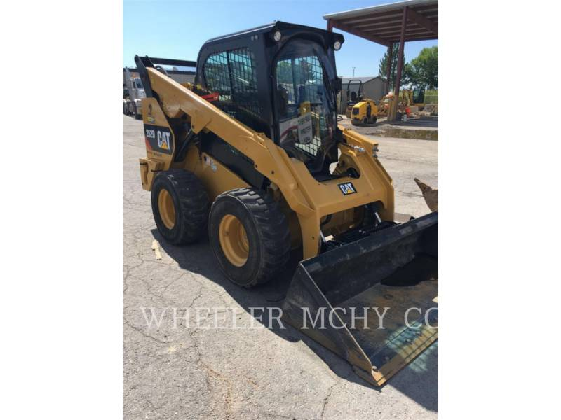 CATERPILLAR KOMPAKTLADER 262D C3HF2 equipment  photo 2
