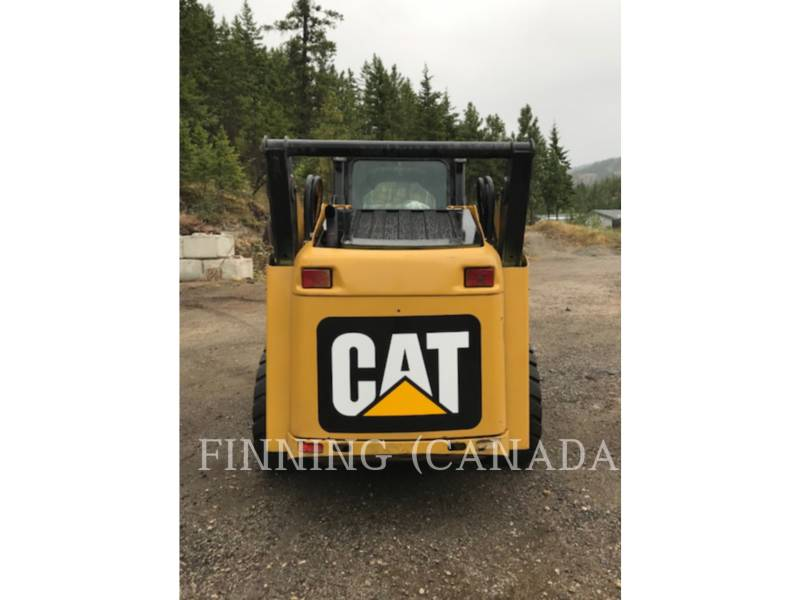 CATERPILLAR PALE COMPATTE SKID STEER 242B3 equipment  photo 6