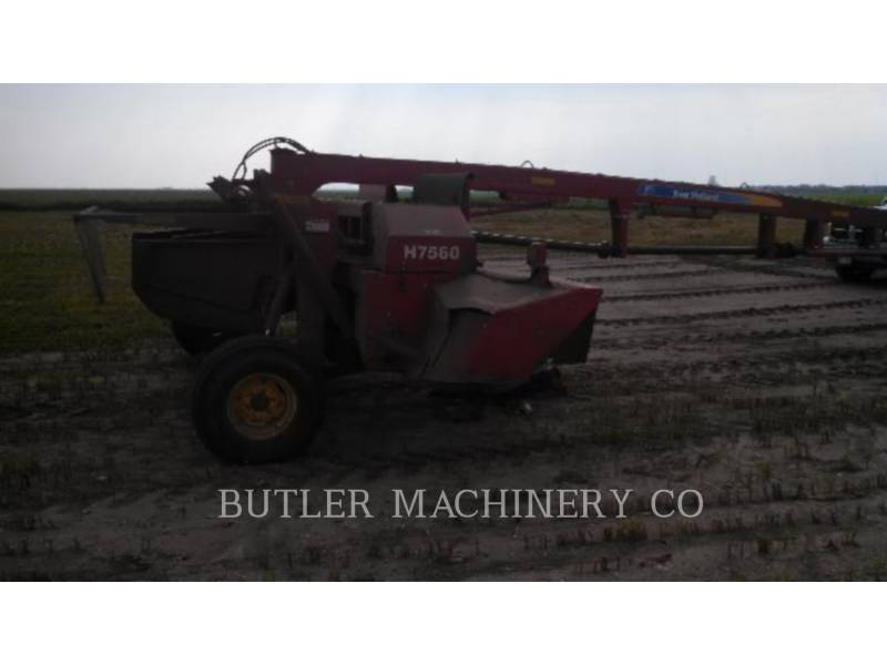 FORD / NEW HOLLAND AG HAY EQUIPMENT 7560 equipment  photo 3
