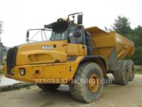 Equipment photo BELL EQUIPMENT NORTH AMERICA INC. B50 KNICKGELENKTE MULDENKIPPER 1