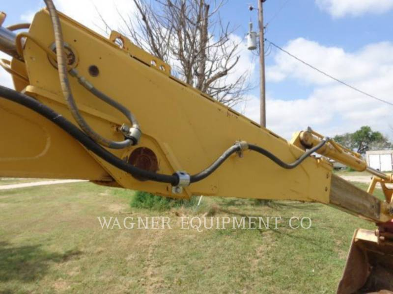 CATERPILLAR BACKHOE LOADERS 446B 4WDE equipment  photo 10