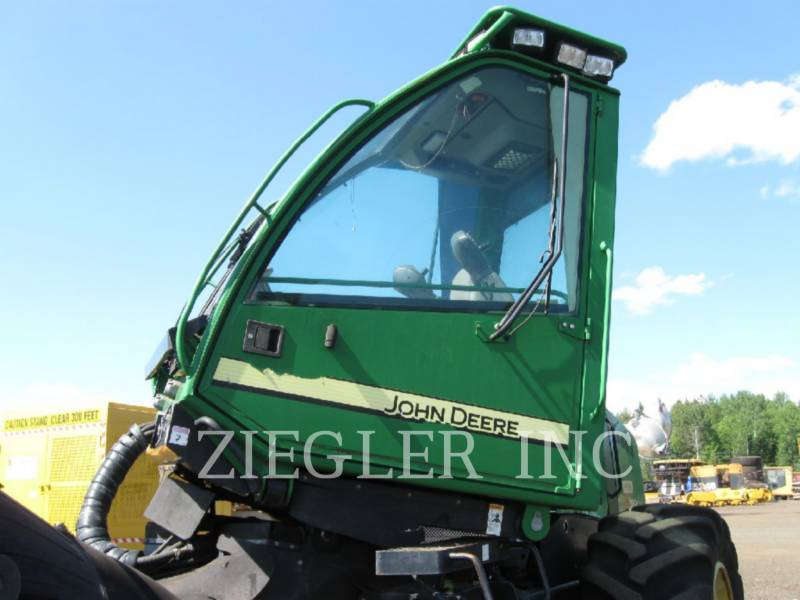 DEERE & CO. FORESTRY - PROCESSOR 1270D equipment  photo 3