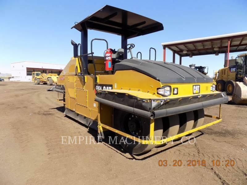 CATERPILLAR VERDICHTERS MET LUCHTBANDEN CW34 equipment  photo 1