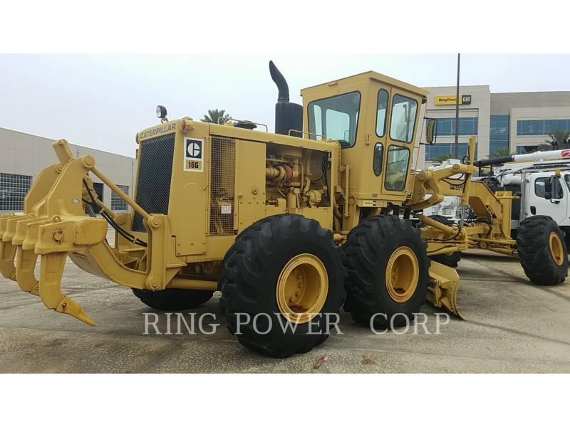 CATERPILLAR MOTORGRADER 16G equipment  photo 3