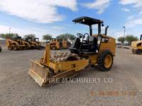 CATERPILLAR VIBRATORY SINGLE DRUM PAD CP34 equipment  photo 4