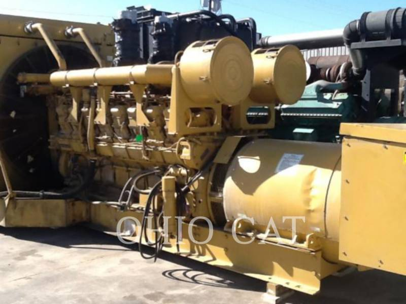 CATERPILLAR FIJO - DIESEL 3516 equipment  photo 2