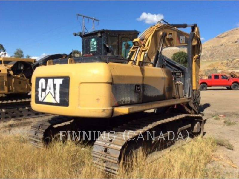 CATERPILLAR 林業 - プロセッサ 320DFMHW equipment  photo 3