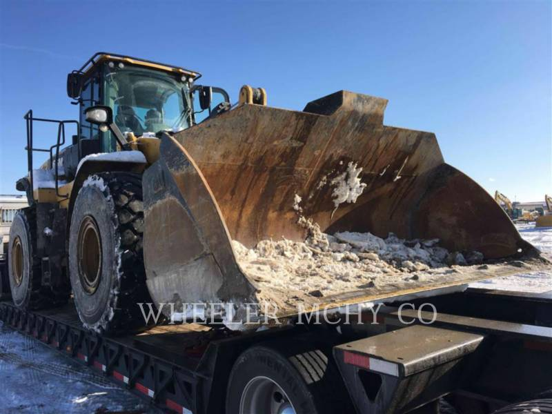 CATERPILLAR WHEEL LOADERS/INTEGRATED TOOLCARRIERS 966M QC 3V equipment  photo 2