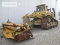 CATERPILLAR TRACTEURS SUR CHAINES D8R equipment  photo 4
