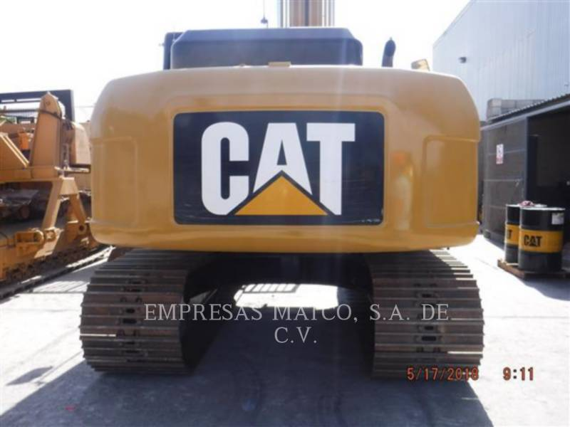 CATERPILLAR KETTEN-HYDRAULIKBAGGER 318D2L equipment  photo 4