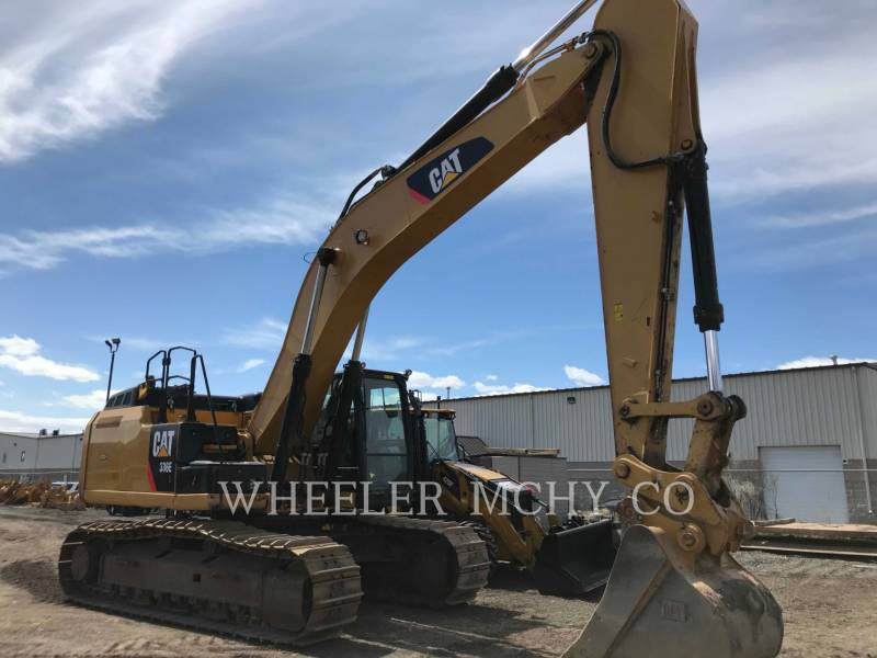 CATERPILLAR EXCAVADORAS DE CADENAS 336E L equipment  photo 1