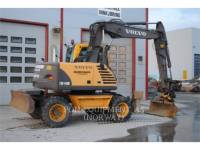 VOLVO CONSTRUCTION EQUIPMENT ESCAVADEIRAS DE RODAS EW140B equipment  photo 5