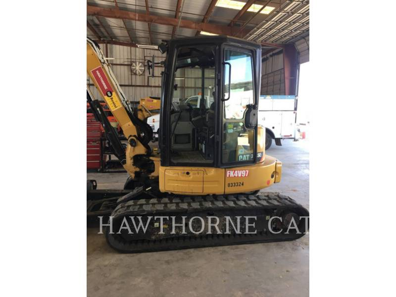 CATERPILLAR TRACK EXCAVATORS 305.5E2 PO equipment  photo 4