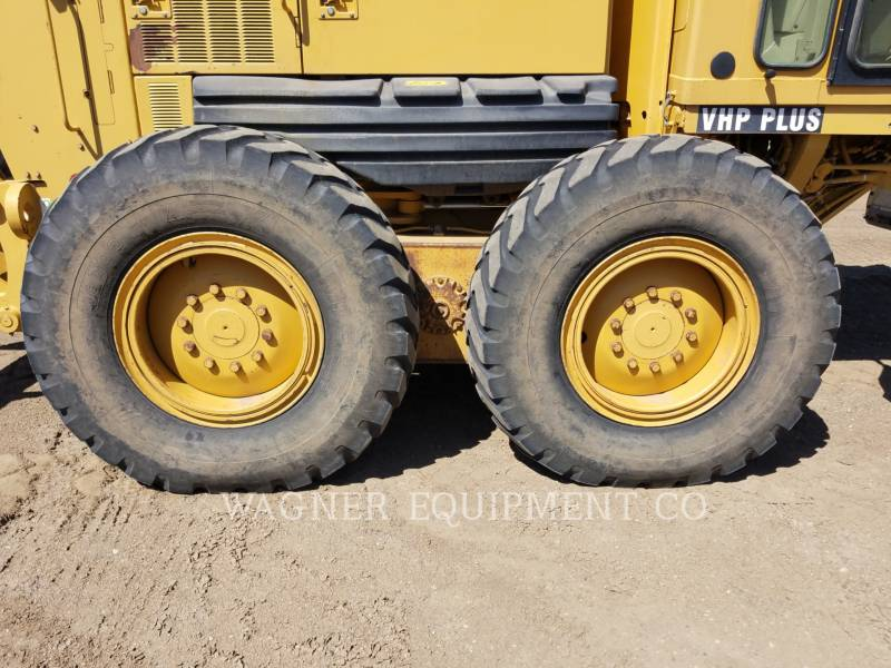 Caterpillar AUTOGREDERE 140HNA equipment  photo 11