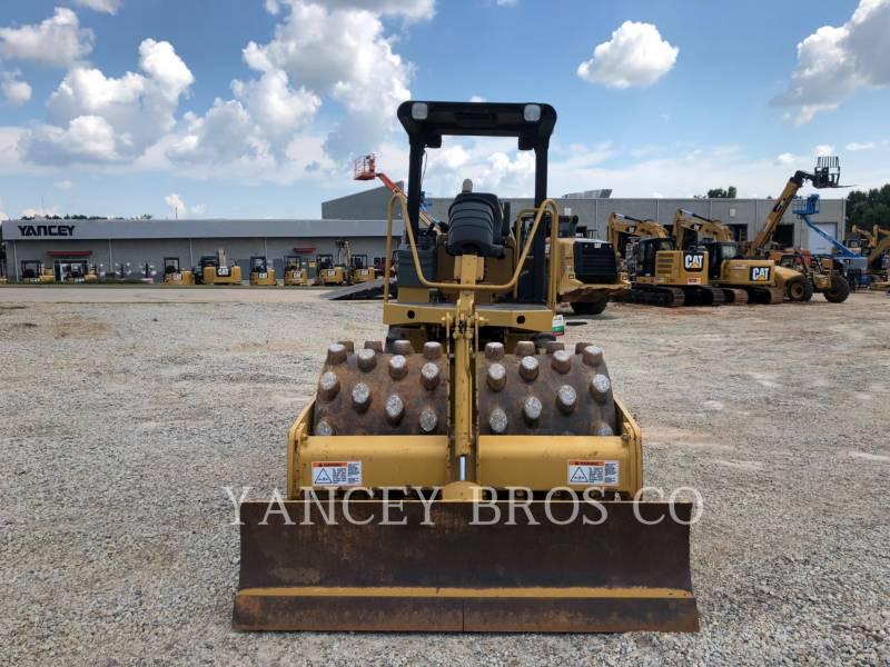 CATERPILLAR COMPATTATORI CP-433E equipment  photo 6