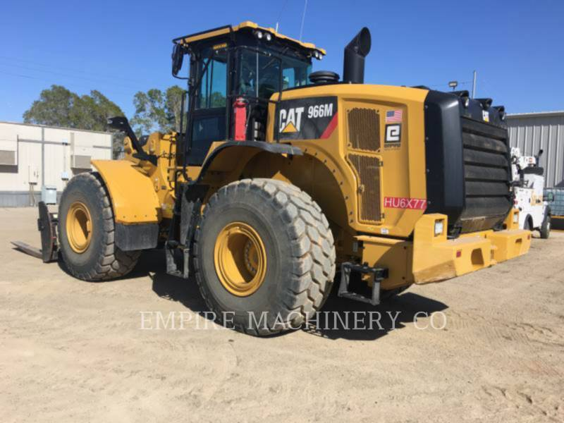 CATERPILLAR RADLADER/INDUSTRIE-RADLADER 966M FC equipment  photo 3