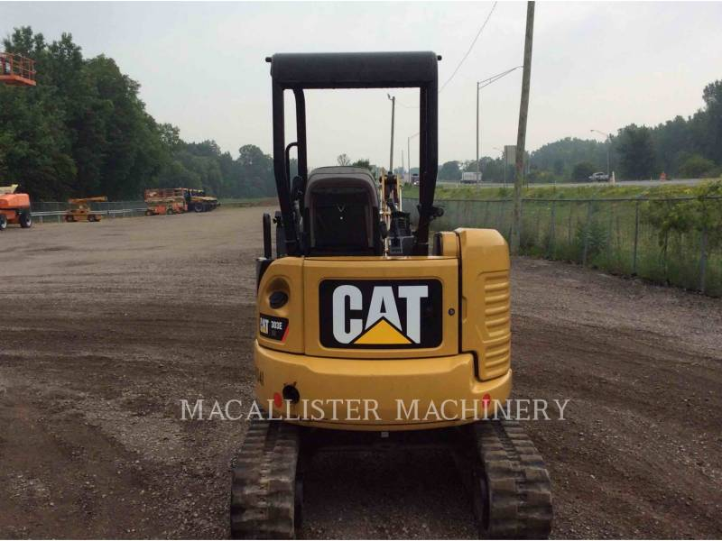 CATERPILLAR TRACK EXCAVATORS 303E equipment  photo 5