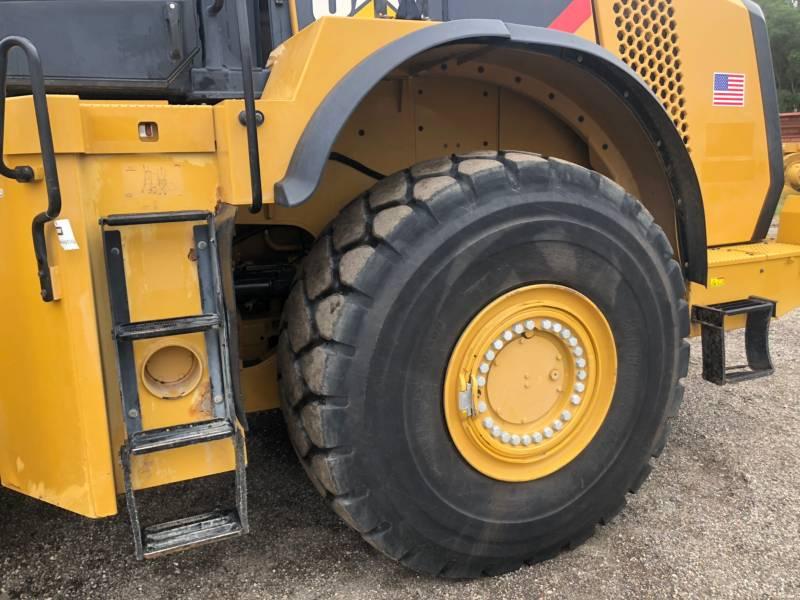 CATERPILLAR CHARGEURS SUR PNEUS/CHARGEURS INDUSTRIELS 980 K equipment  photo 13