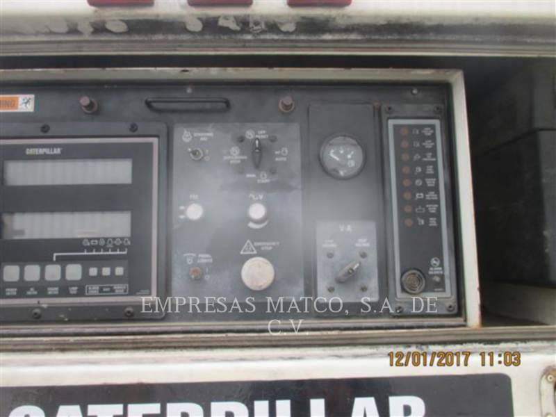 CATERPILLAR 移動式発電装置 XQ200 equipment  photo 6