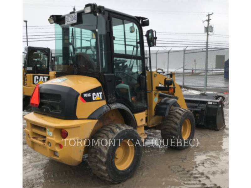 CATERPILLAR WHEEL LOADERS/INTEGRATED TOOLCARRIERS 903C equipment  photo 4