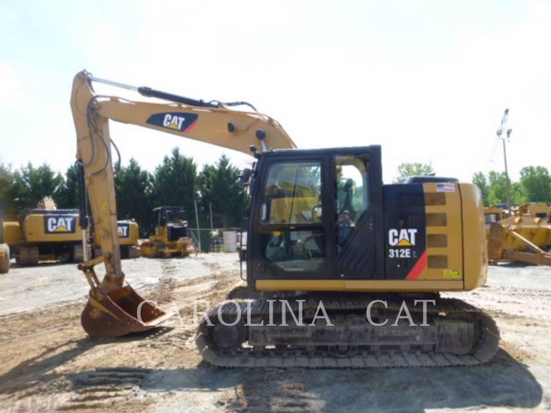 CATERPILLAR EXCAVADORAS DE CADENAS 312E equipment  photo 1