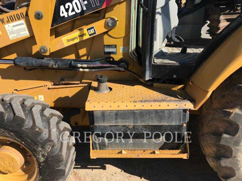 CATERPILLAR BACKHOE LOADERS 420F equipment  photo 20