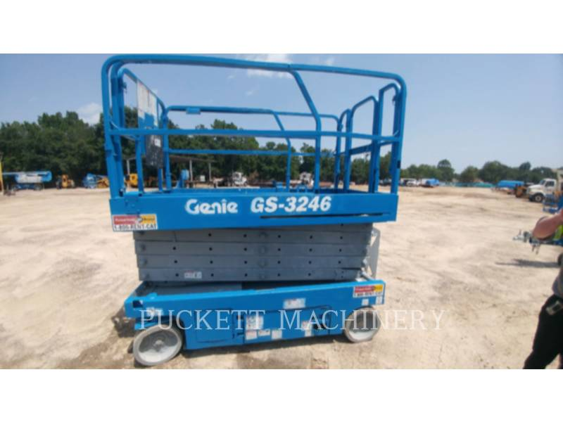 GENIE INDUSTRIES LIFT - SCISSOR GS3246 equipment  photo 1