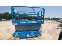 Equipment photo GENIE INDUSTRIES GS3246 SCHEREN-HUBARBEITSBÜHNE 1