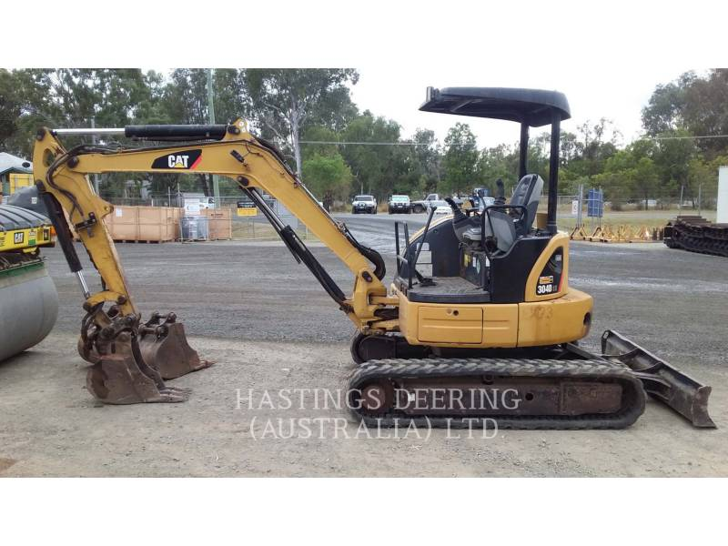 CATERPILLAR PELLES SUR CHAINES 304DCR equipment  photo 3