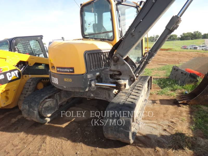 VOLVO MINING SHOVEL / EXCAVATOR ECR88 equipment  photo 3