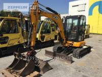 Equipment photo JCB 8035ZTS PELLES SUR CHAINES 1