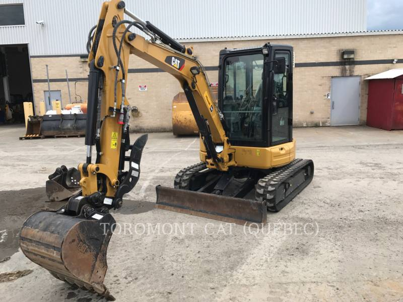 CATERPILLAR PELLES SUR CHAINES 303.5E2 CR equipment  photo 1