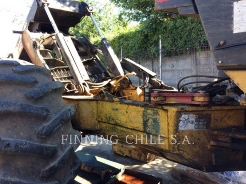 CATERPILLAR FORESTRY - SKIDDER 545C equipment  photo 15