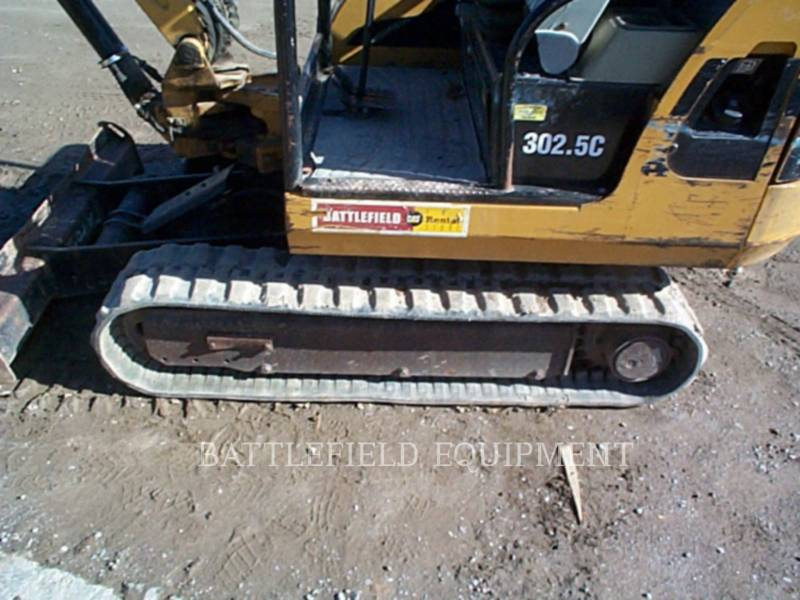 CATERPILLAR KOPARKI GĄSIENICOWE 302.5C equipment  photo 9
