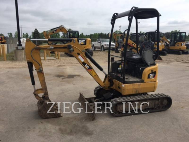 CATERPILLAR EXCAVADORAS DE CADENAS 301.7DCRH2 equipment  photo 2