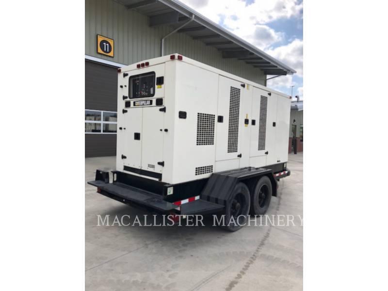CATERPILLAR PORTABLE GENERATOR SETS XQ300 equipment  photo 21