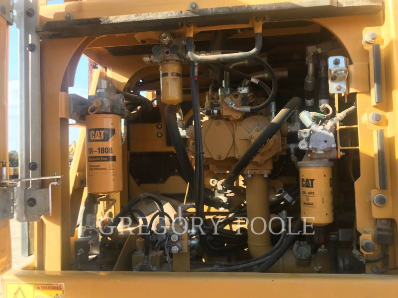 CATERPILLAR KETTEN-HYDRAULIKBAGGER 349E L equipment  photo 14
