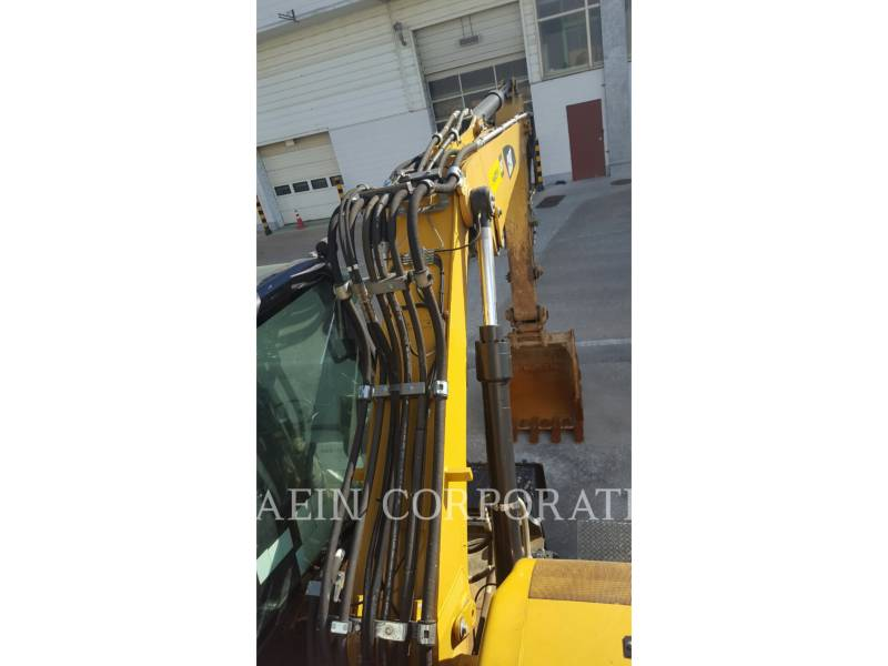 CATERPILLAR ESCAVATORI GOMMATI M313D equipment  photo 17