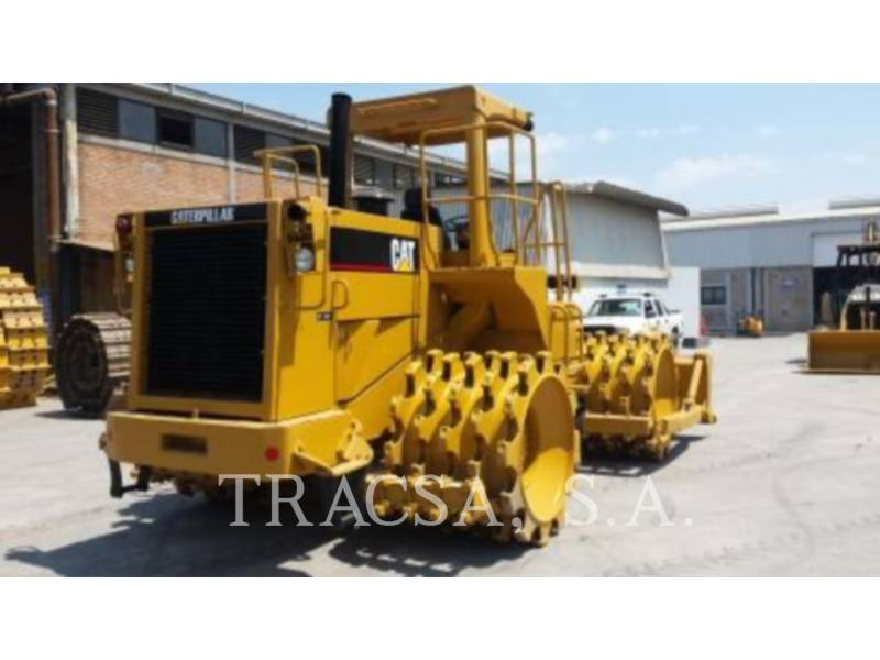 CATERPILLAR COMPACTORS 815B equipment  photo 4