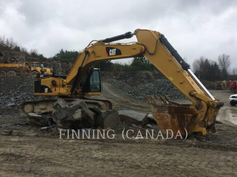 CATERPILLAR EXCAVADORAS DE CADENAS 345DL equipment  photo 2