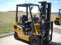 CATERPILLAR LIFT TRUCKS FORKLIFTS 2P3000_MC equipment  photo 1