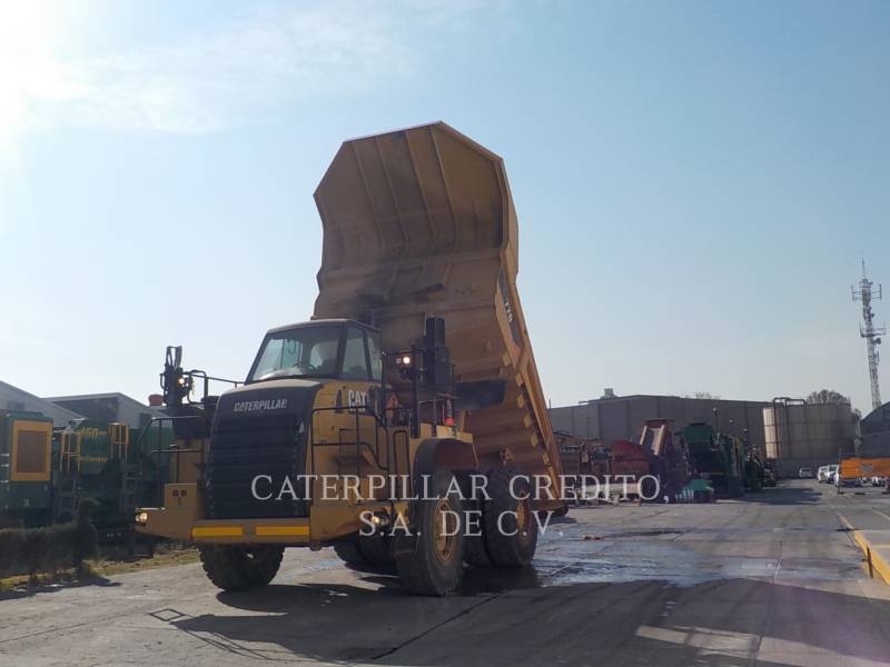 CATERPILLAR DUMPER A TELAIO RIGIDO DA MINIERA 770 equipment  photo 2