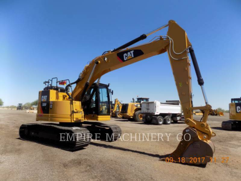CATERPILLAR PELLES SUR CHAINES 325F LCR equipment  photo 1