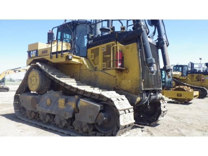 Caterpillar TRACTOARE CU ŞENILE D11T equipment  photo 2