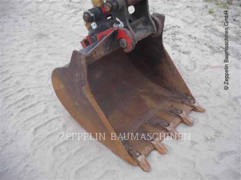 CATERPILLAR TRACK EXCAVATORS 302.5C equipment  photo 11