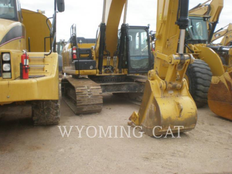 CATERPILLAR EXCAVADORAS DE CADENAS 336EL HYB equipment  photo 1